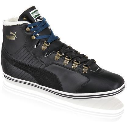 Tatan Sneaker Puma schwarz kombiniert