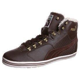 Puma TATAU MID GTX Sneaker chocolate brown/whisper white