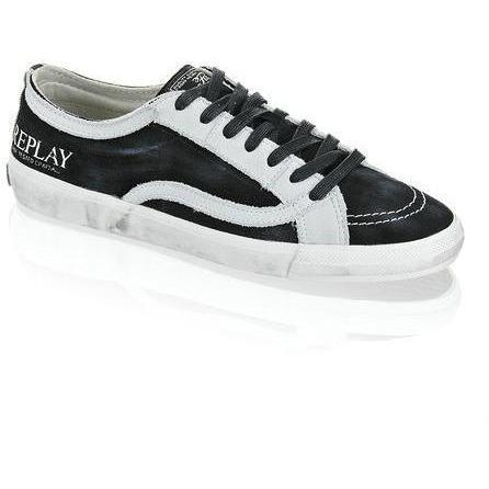 Arcadia Sneaker Replay blau