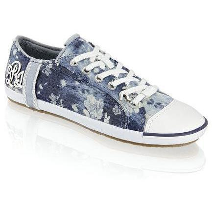 Bridgette Sneaker Replay blau