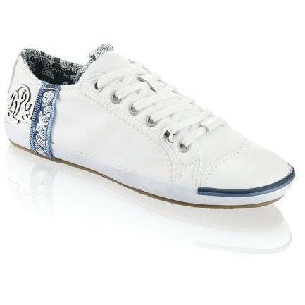 Bridgette Sneaker Replay weiss
