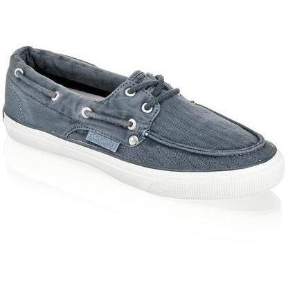 Chart Sneaker Replay blau