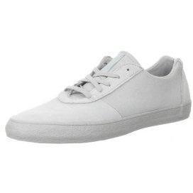 Supra CUDDLER LOW Sneaker grey waxed suede
