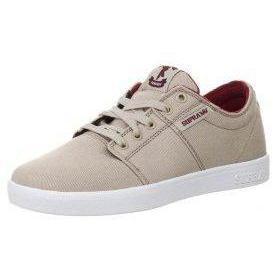 Supra STACKS Sneaker khaki twill