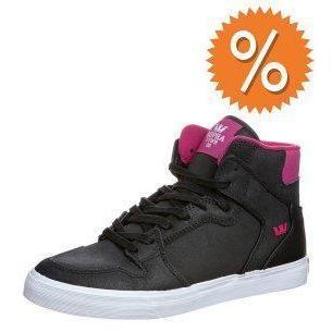 Supra VAIDER Sneaker black/magenta