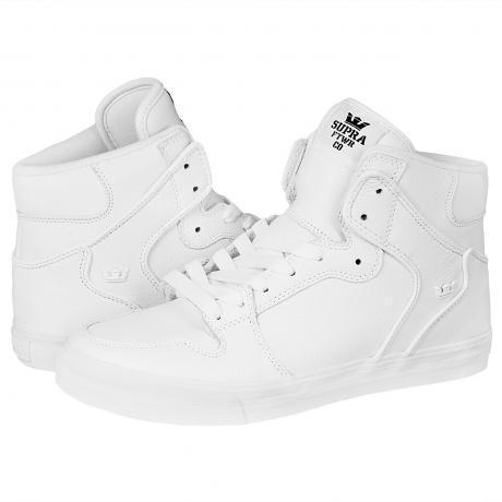 Supra Vaider Sneakers White