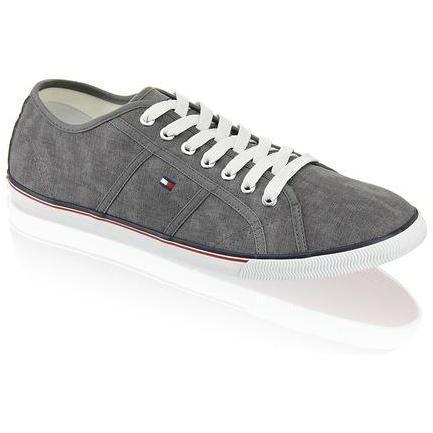 Vantage Sneaker Tommy Hilfiger grau
