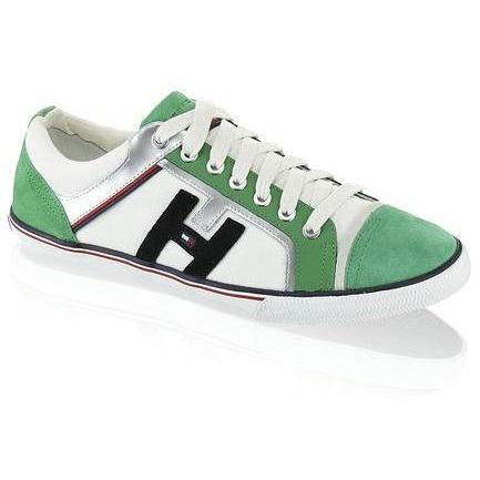 Vantage Sneaker Tommy Hilfiger weiss kombiniert