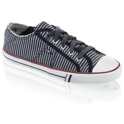 Varick Sneaker Tommy Hilfiger dunkelblau