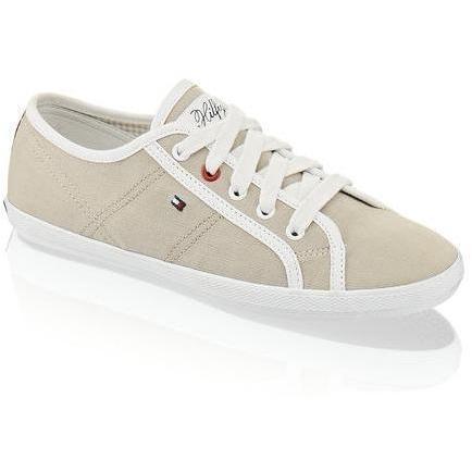 Victoria Sneaker Tommy Hilfiger beige