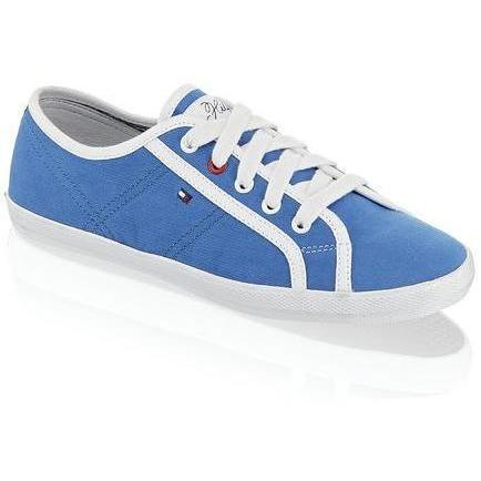 Victoria Sneaker Tommy Hilfiger blau