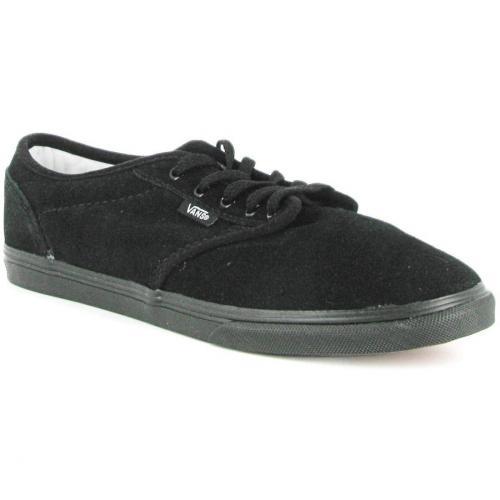 Vans Atwood Low black white