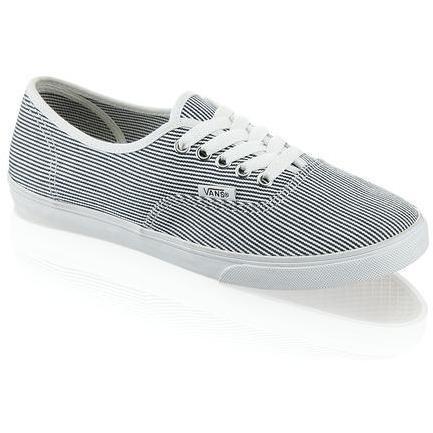 Authentic Lo Pro-Sneaker Vans schwarz kombiniert