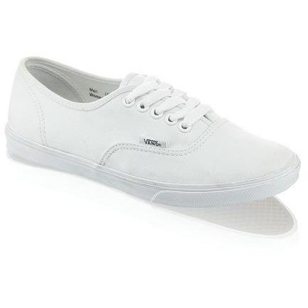 Authentic Lo Pro-Sneaker Vans weiss