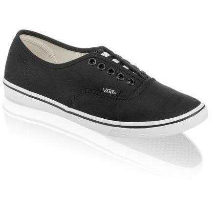 Authentic Sneaker Vans schwarz