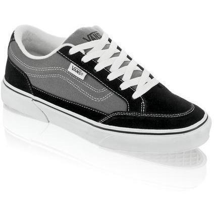 Bearcat Sneaker Vans grau kombiniert