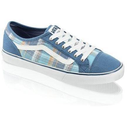 Devan Sneaker Vans blau kombiniert