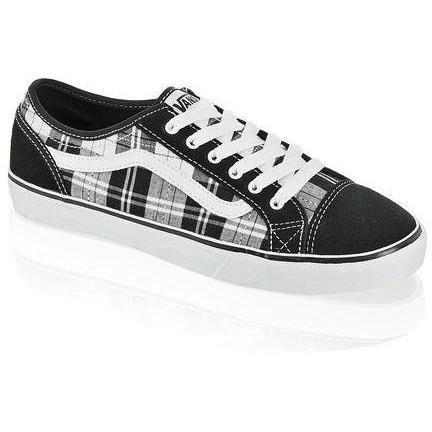 Devan Sneaker Vans schwarz kombiniert