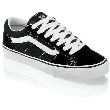 La Cripta Dos Sneaker Vans schwarz kombiniert