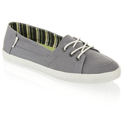 Palisades Sneaker Vans grau