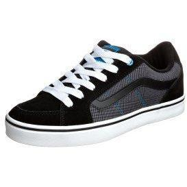 Vans TRANSISTOR Sneaker black/blue