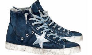 Golden Goose Sneakers - authentischer Vintage Look in Perfektion