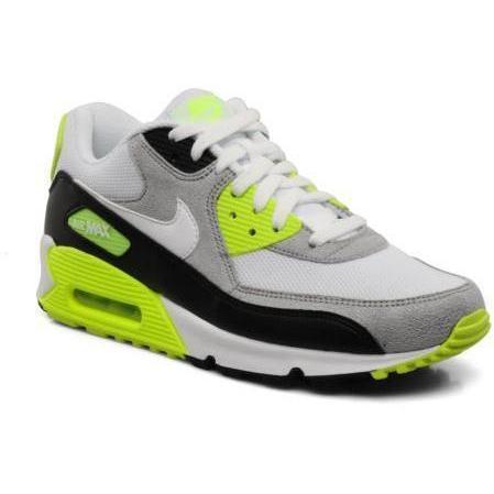 Nike Air Max Gelb
