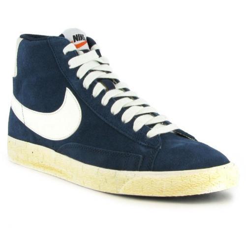 Nike Blazer Blau Damen