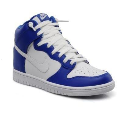 Nike Sneakers Herren Blau