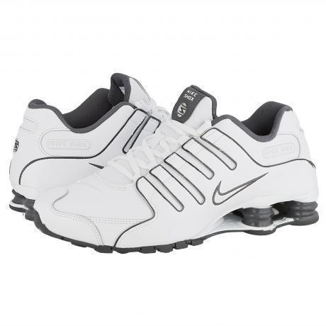 Nike Shox NZ Eu Schwarz Weiß