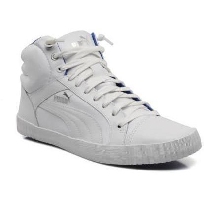 herren sneaker weiß puma