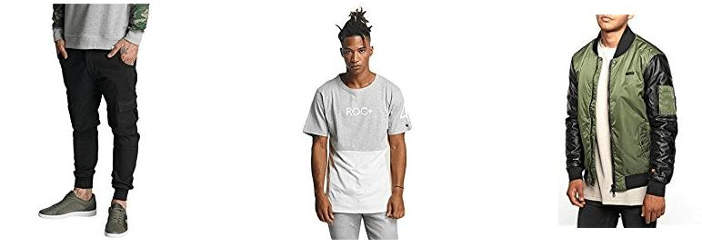 Rocawear Rapper Kleidung